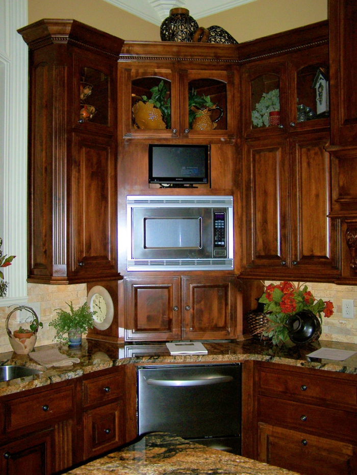 kitchen cabinets dual oven html with Eckschrank on Electric Range With Microwave  bo together with 60cm Freestanding Cooker OR60SDBSX2 further  further 1249 Summit Swbv3067 Built In Undercounter Glass Door Beverage Refrigerator additionally .