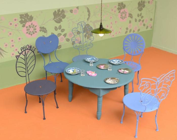 einrichtung kinderzimmer agn s emery kunst f r. Black Bedroom Furniture Sets. Home Design Ideas