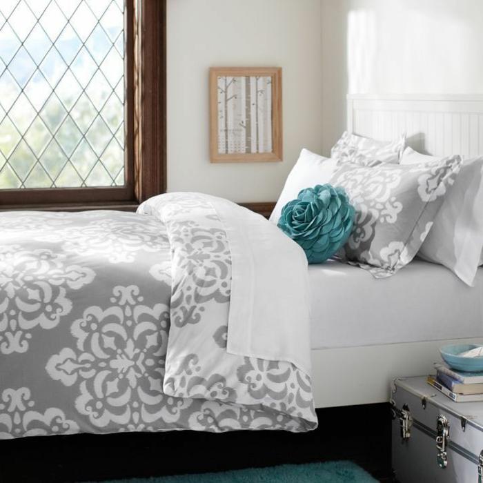 Schlafzimmer Farben Beruhigend: 103 Einrichtungsideen Schlafzimmer
