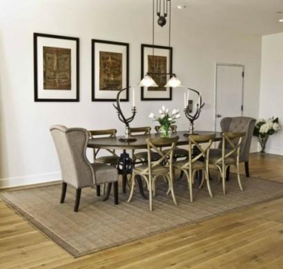 Esszimmer Teppich esszimmer einrichten inspirierende ideen für das speisezimmer