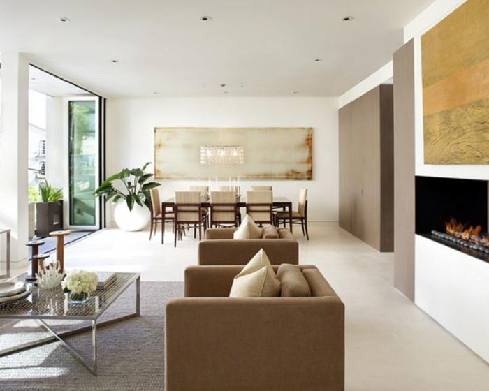 Design Offene Kche Wohnzimmer Esszimmer Inspirierende Bilder Modern Dekoo
