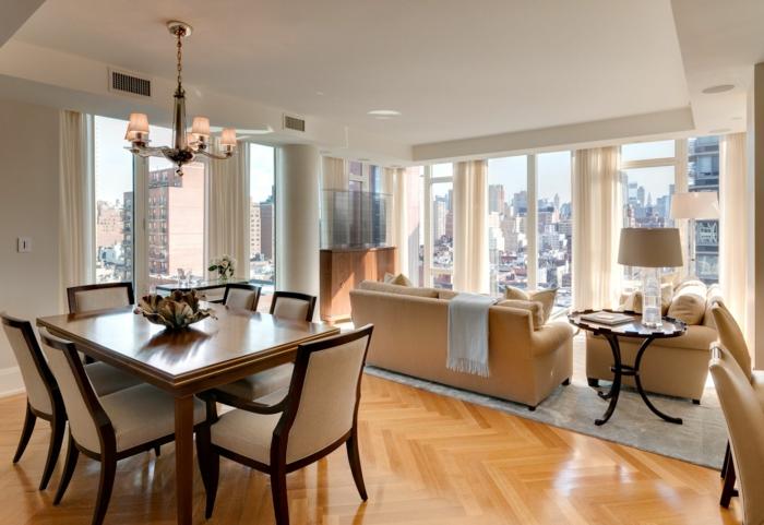 Tischdeko esszimmer  Esszimmer einrichten - Inspirierende Ideen für das Speisezimmer