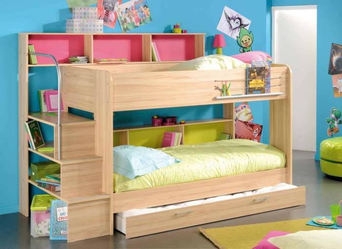 53 Etagenbetten - Die perfekte Lösung fürs Kinderzimmer ...