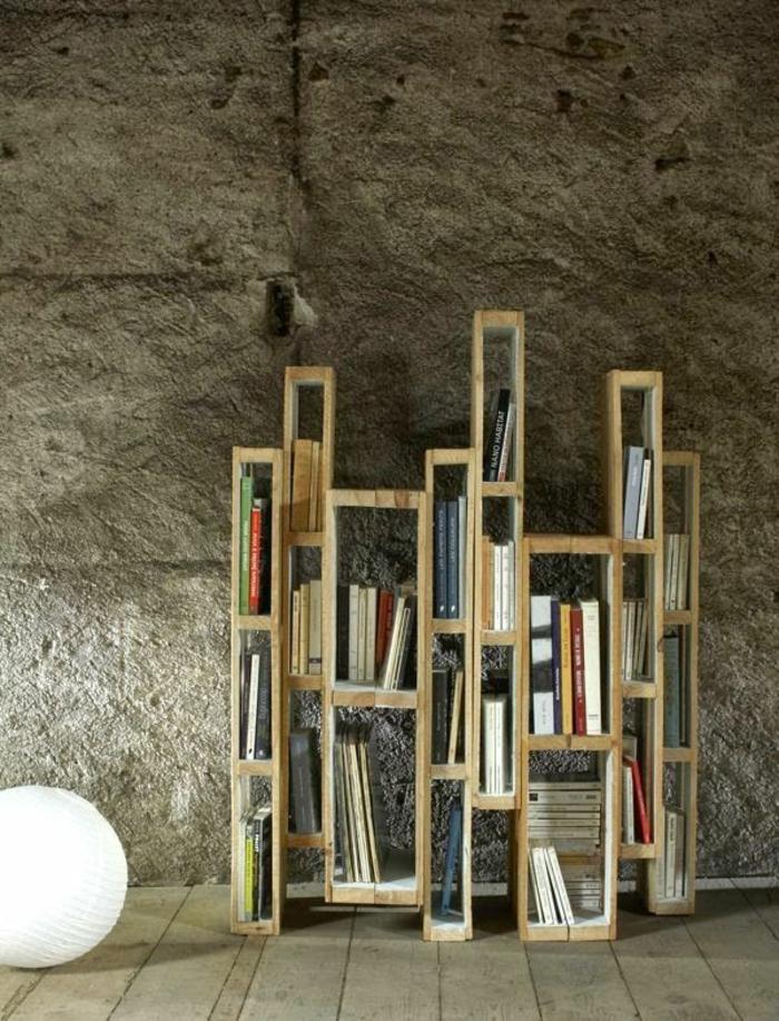 Europalette Holz Paletten Bücherregale Selber Bauen 101 Holzpaletten Ideen  Für Ihr Stilvolles Zuhause ...