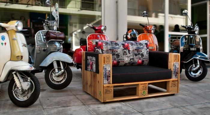 europaletten holz paletten epal diy möbel couch