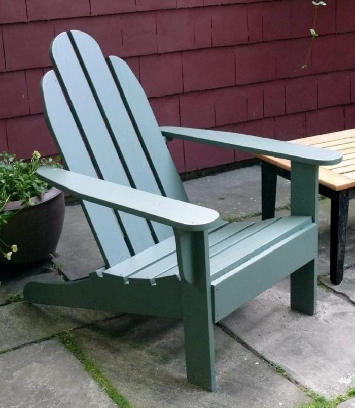 Gartensessel Holz Und Andere Sitzmöbel Für Den Außenbereich