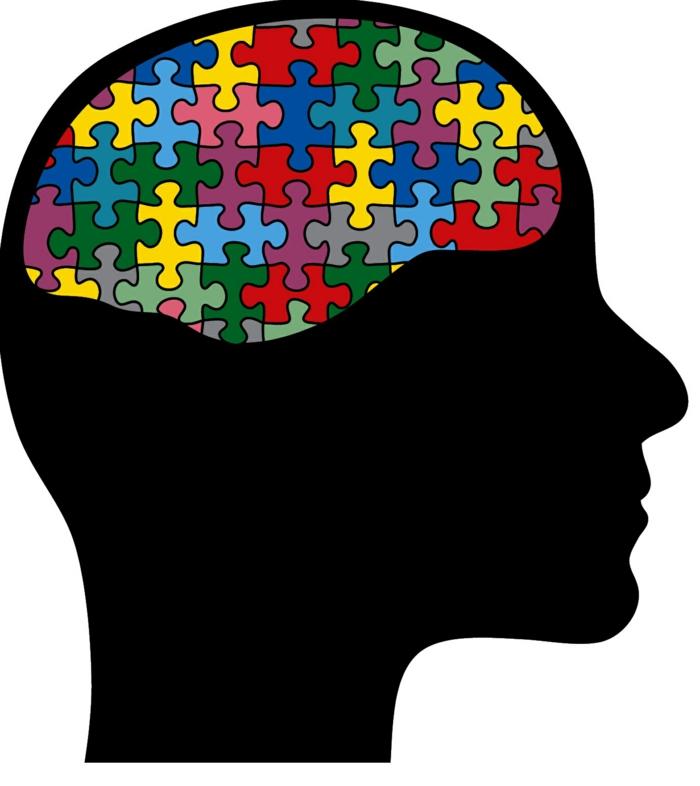gedächtnisübungen gedächtnis trainieren menschliches gehirn puzzle