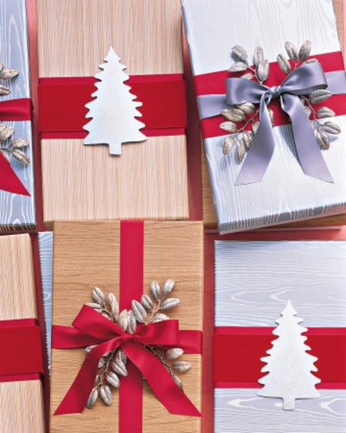 geschenke verpacken geschenk verpacken geschenke schön verpacken geschenk biene braun gruen holz rot