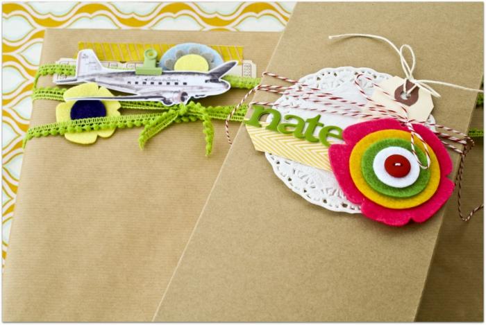 geschenke verpacken geschenk verpacken geschenke schön verpacken geschenk idee frisch kinder