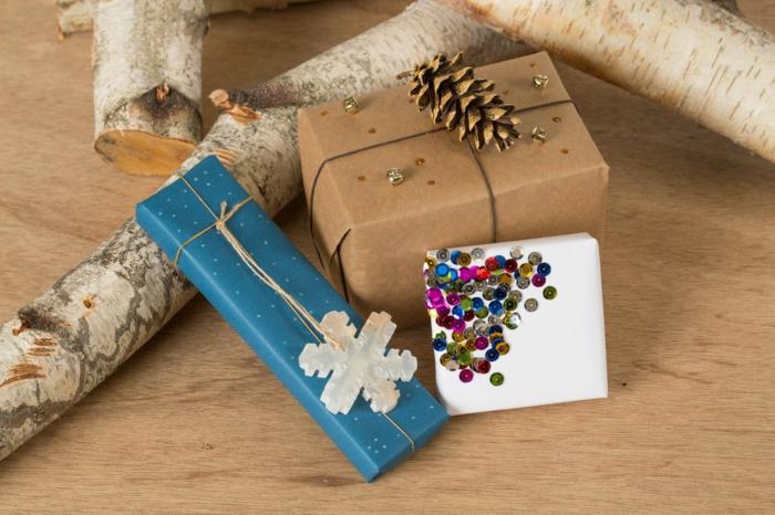 geschenke verpacken geschenk verpacken geschenke schön verpacken geschenk natur verbunden
