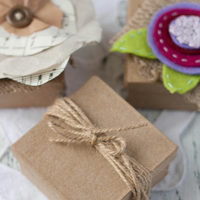 geschenke verpacken geschenk verpacken geschenke schön verpacken geschenk packpapier bindefaden