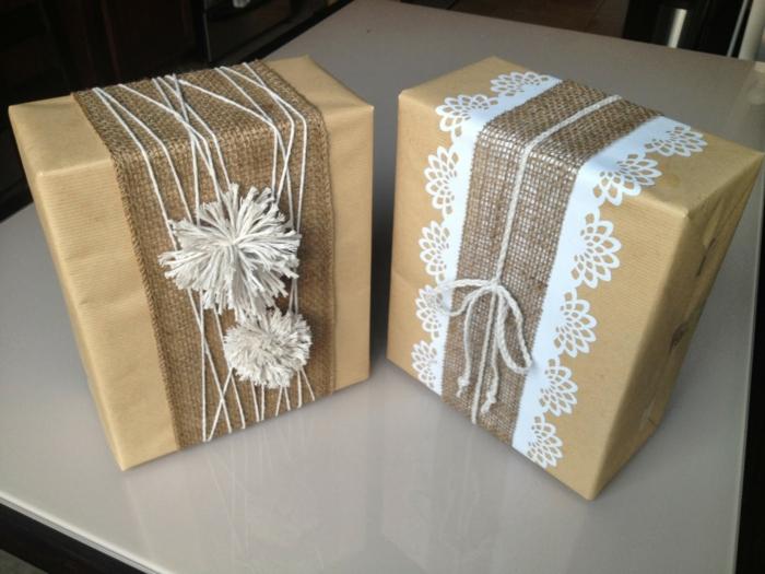 geschenke verpacken geschenk verpacken geschenke schön verpacken geschenk untersetzer