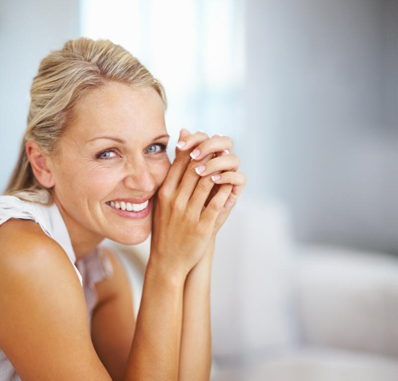 gesundes Leben Frauen gesunde Lebensweise schöne Haut Tipps