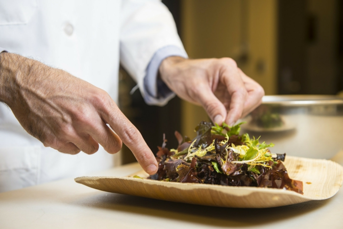 gesundes essen algen rezeptideen salat