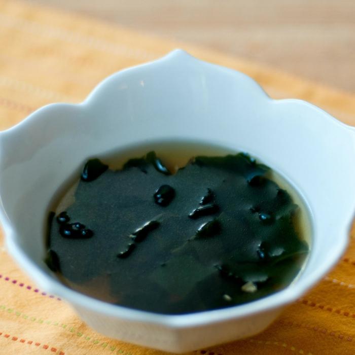 gesundes essen algen suppe rezeptideen