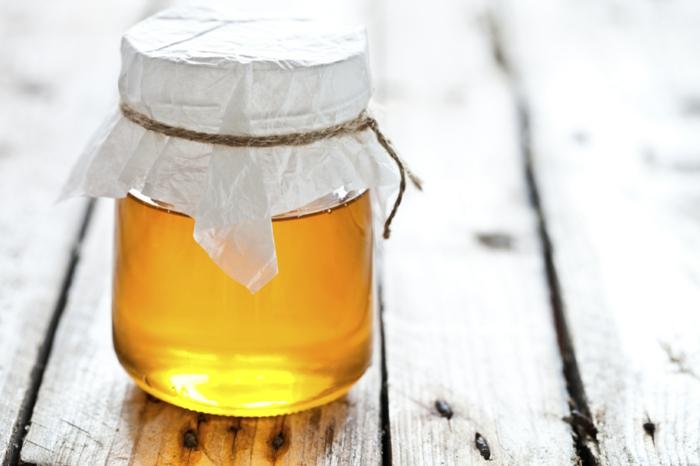 gesundes leben honig gesund einmachglas honig