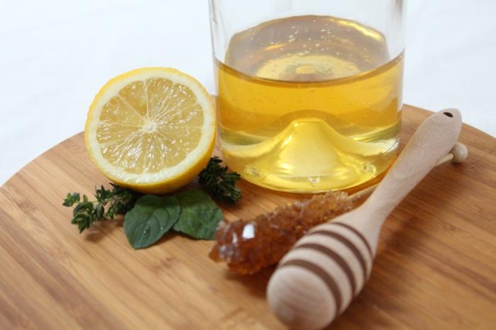 gesundes leben honig gesund wasser zitrone gesundheit