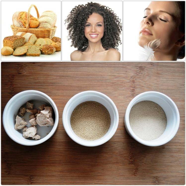 Gesundes Leben Bierhefe Fur Schone Haut Und Gesunde Haare