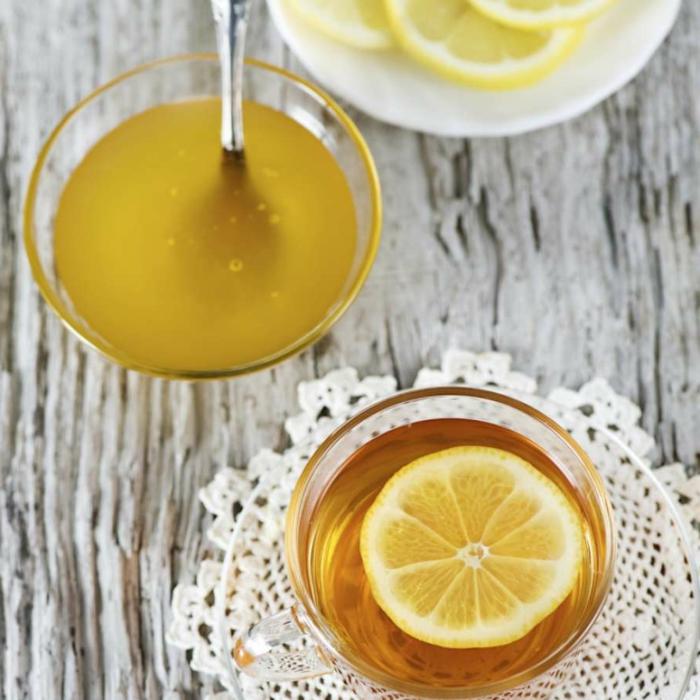 gesundes leben wasser honig zitrone gesundheit