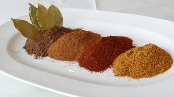 gewürze liste chili kochen gesundes leben