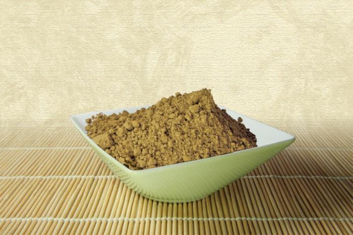 guarana pulver gesund energiereich