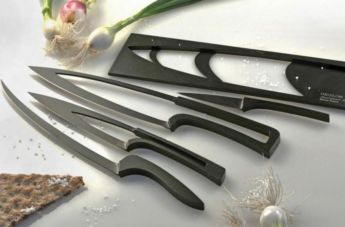 gute Küchenmesser Deglon Messerset Test