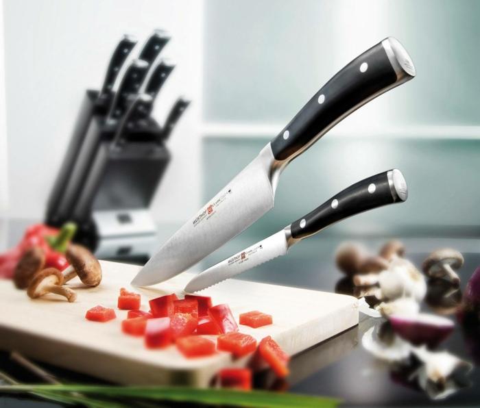 gute Küchenmesser Set Küchenutensilien Messerset Test