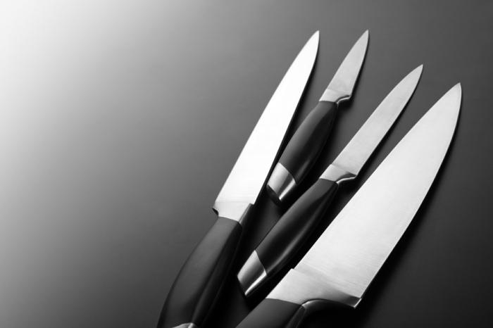 gute Küchen Messer Test profi Kochmesser Set