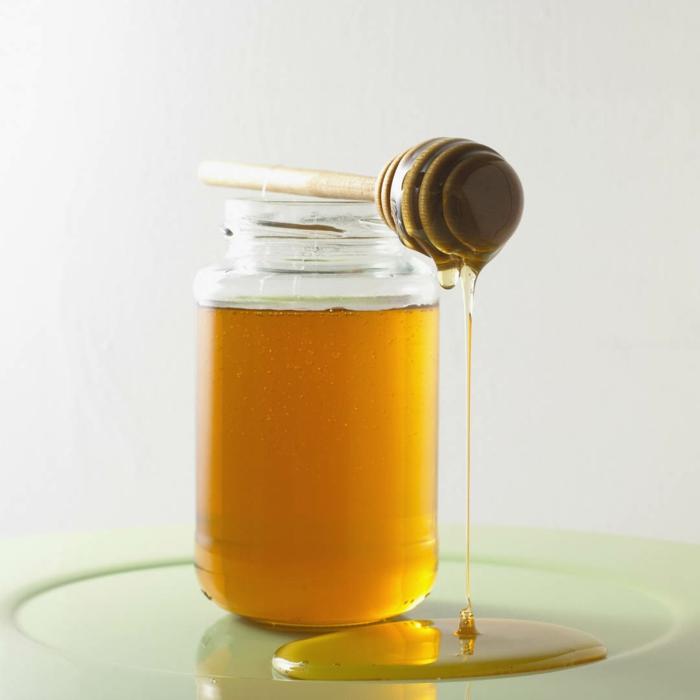 honig gesund einmachglas honig gesundes leben gewicht reduzieren