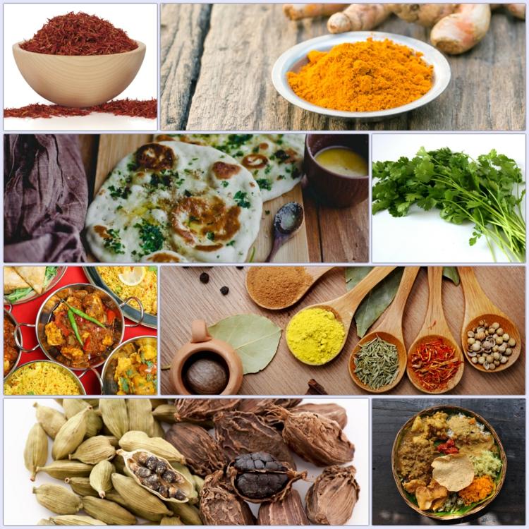 indische Gewürze Liste indische  Essen Rezepte