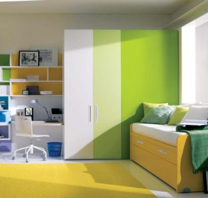 Jugendbett design  Das Jugendbett hilft Ihnen, dem Schlafzimmer Ihrer Teenies Charakter ...