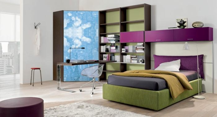 das jugendbett hilft ihnen dem schlafzimmer ihrer teenies charakter zu vermitteln. Black Bedroom Furniture Sets. Home Design Ideas