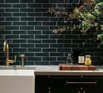 Küchenfliesen für Wand – Zögern Sie immer noch, wie Sie die Küchenwände dekorieren?