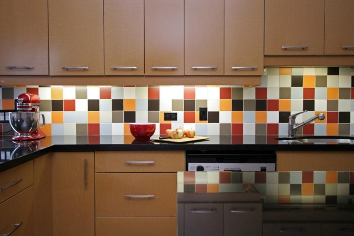 Küchenfliesen Wand - Zögern Sie immer noch, wie Sie die Küchenwände ...
