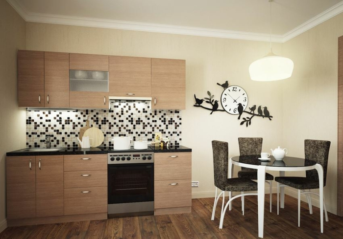 Küchenfliesen Verkleiden mit nett design für ihr haus ideen