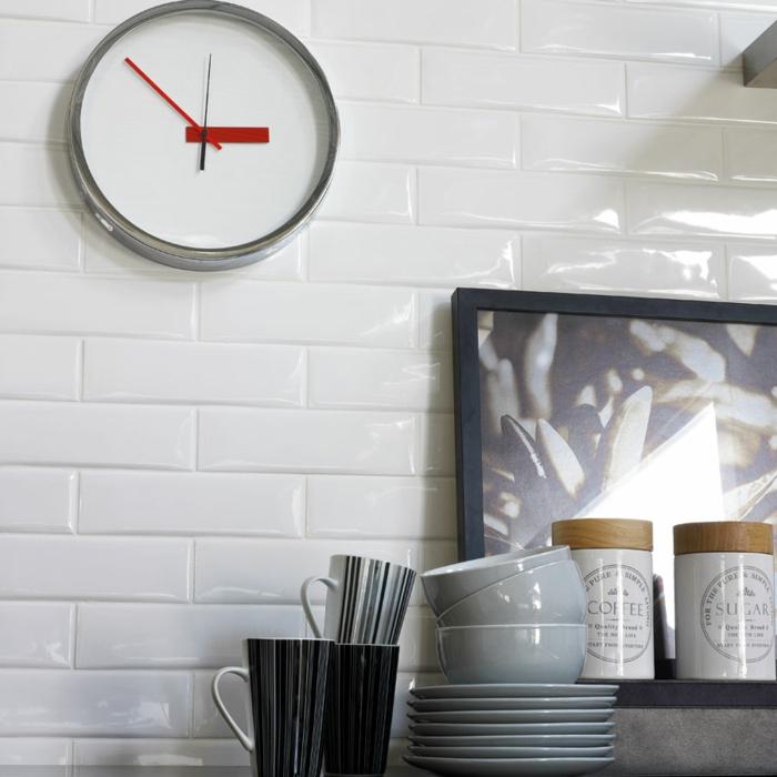 Küchenfliesen Wand Zögern Sie immer noch, wie Sie die Küchenwände dekorieren?