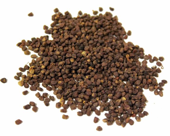 kardamom aromatisch gesundes gewürz samen trocken