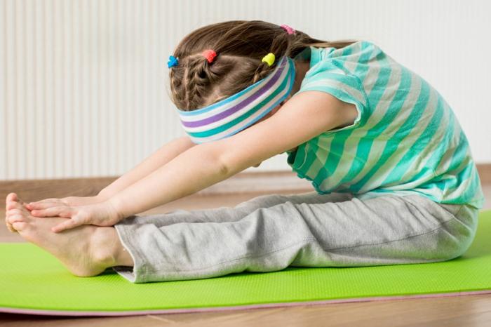 kindersport sich bewegen kinder übungen machen
