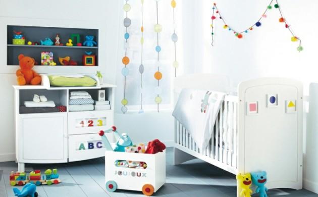 ▷ Babyzimmer Komplett Einrichten - 1000 Stilvolle Ideen Für ... Babyecke Im Schlafzimmer Gestalten