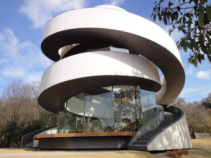 kirchliche trauung ribbon chapel hiroshi nakamura architektur sehr weiss