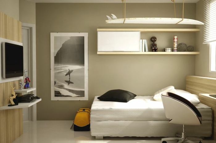 zimmereinrichtung modern schlafzimmer. Black Bedroom Furniture Sets. Home Design Ideas