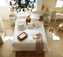 Kleines Schlafzimmer Einrichten U2013 44 Stilvolle Einrichtungsideen Für Ihre  Schlafoase