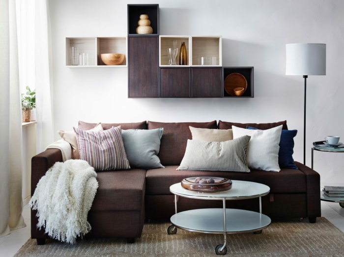 stunning grose couch kleines wohnzimmer ideas - interior design ...