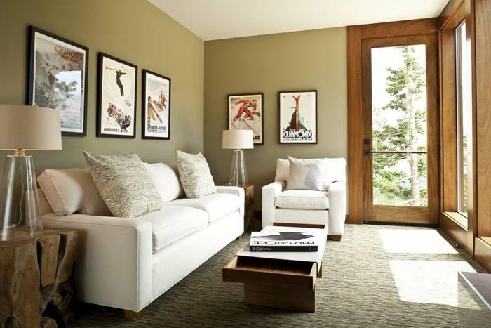 Kleines Wohnzimmer einrichten - 57 tolle Einrichtungsideen für mehr ...