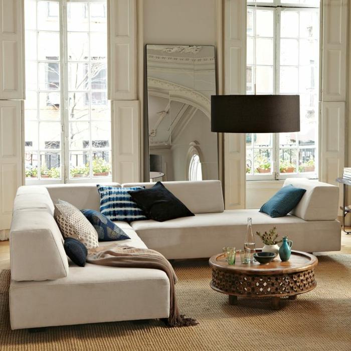 Wundervoll 57 Ideen, Wie Sie Ihr Kleines Wohnzimmer Einrichten Können |  Einrichtungsideen ...