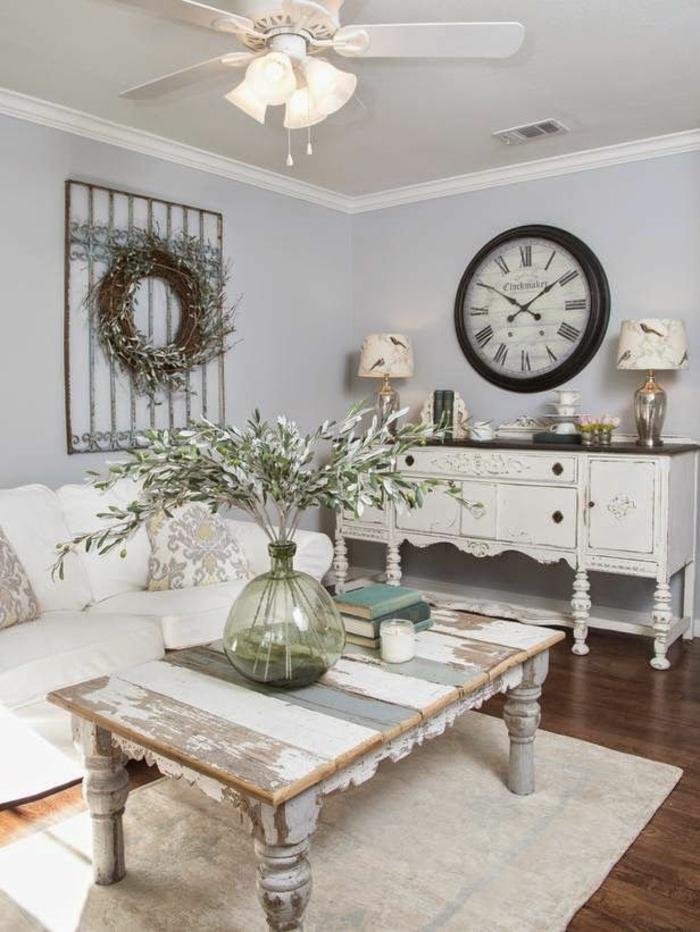 kommode shabby chic möbel einrichtung wohnzimmer diy möbel design