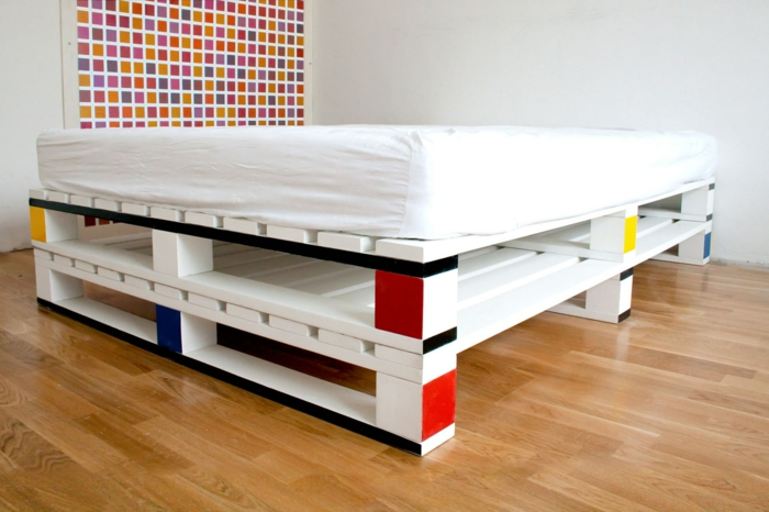 Bett Aus Holz Selber Bauen – sehremini