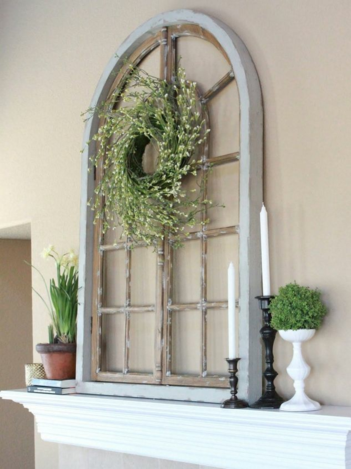 Möbel Shabby Chic Deko Rustikale Wohnaccessoires Fenster