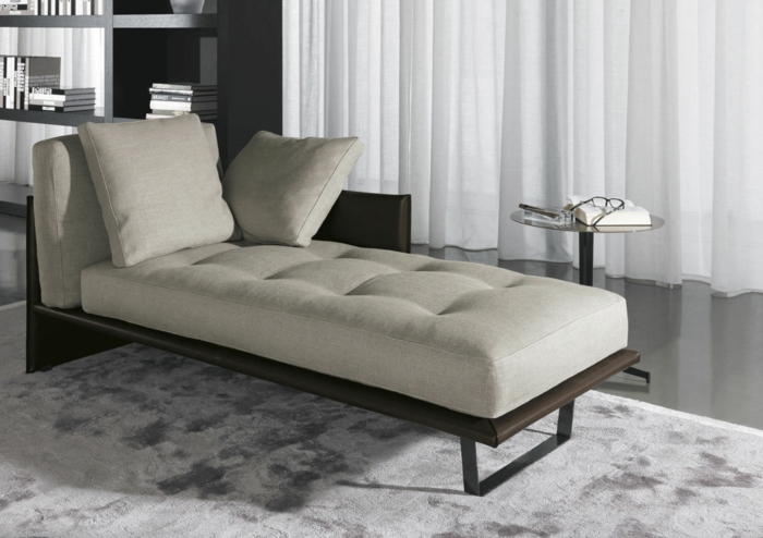 moderne sofas tagesbett einrichtungsideen schöne sofas