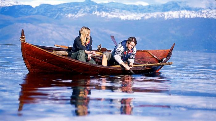 norwegen fjorde angeln